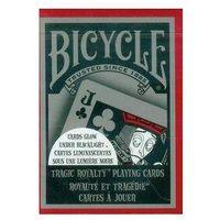 Gry dla dzieci, Bicycle Tragic Royalty Talia kart