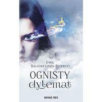 E-booki, Ognisty dylemat - Ewa Bauerfeind-Burkot (MOBI)