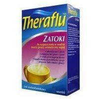 Pozostałe leki, THERAFLU ZATOKI * 10 SASZ.