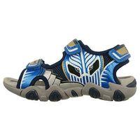 Sandały dziecięce, GEOX J7224B SAND.STRIKE B 00CE14 C0693 morski/ j.niebieski, rozmiary: 28-31, sandały dziecięce
