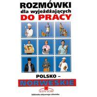 Książki do nauki języka, Rozmówki dla wyjeżdżających do pracy (polsko-norweskie) (opr. miękka)