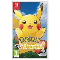Pokemon Let's Go Pikachu! (NSW) // WYSYŁKA 24h // DOSTAWA TAKŻE W WEEKEND! // TEL. 696 299 850