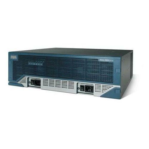 Routery i modemy ADSL, C3845-VSEC-CCME/K9 Router Cisco 3845 VSEC Bundle w/PVDM2-64,FL-CCME-240,Adv IPServ,128F/512D