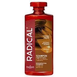 Farmona RADICAL Szampon regenerujący do włosów suchych i łamliwych (400 ml)