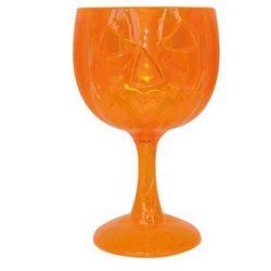 Bardzo duży kielich pomarańczowy Dynia - 18 cm - 1 szt.