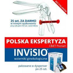 Wziernik ginekologiczny INVISIO z dyspenserem
