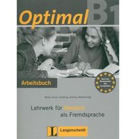 Językoznawstwo, OPTIMAL B1 ĆW (opr. miękka)