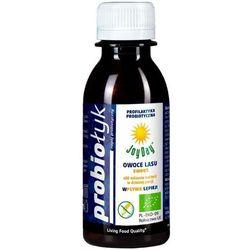 Joy Day OWOCE LASU SWEET - Napój probiotyczny poj. 200 ml