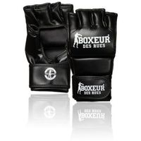 Rękawice do walki, Rękawice do MMA BOXEUR BXT-5137 (rozmiar XL) Czarny