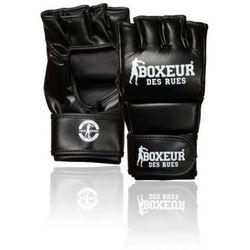 Rękawice do MMA BOXEUR BXT-5137 (rozmiar XL) Czarny