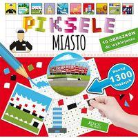 Książki dla dzieci, MIASTO PIKSELE - Bogusław Nosek OD 24,99zł DARMOWA DOSTAWA KIOSK RUCHU (opr. miękka)