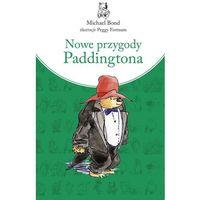 Książki dla dzieci, Nowe przygody Paddingtona - Michael Bond (opr. twarda)