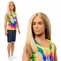 Lalki dla dzieci, Barbie Fashionistas Ken GHW66
