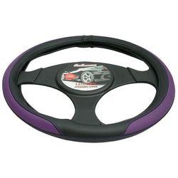 Pokrowiec na kierownicę 37-39,5 Luxury fiolet