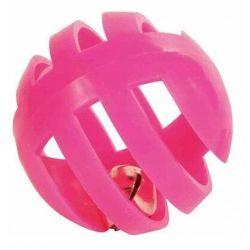 Piłka plastikowa z dzwonkiem