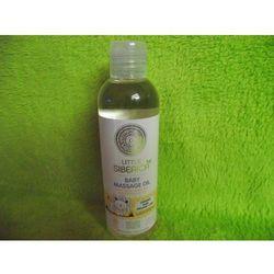 Little Siberica - Oliwka do masażu dla dzieci Organiczne olejki z dzikiej róży i wiesiołka