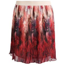 Cream CLAUDIA SKIRT Spódnica trapezowa american beauty red
