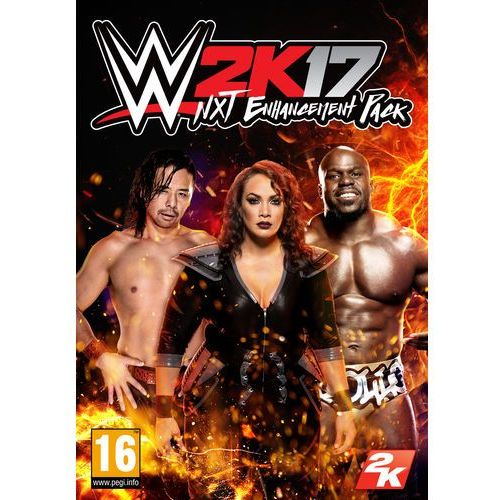 Gry PC, WWE 2K17 NXT Enhancement Pack (PC)