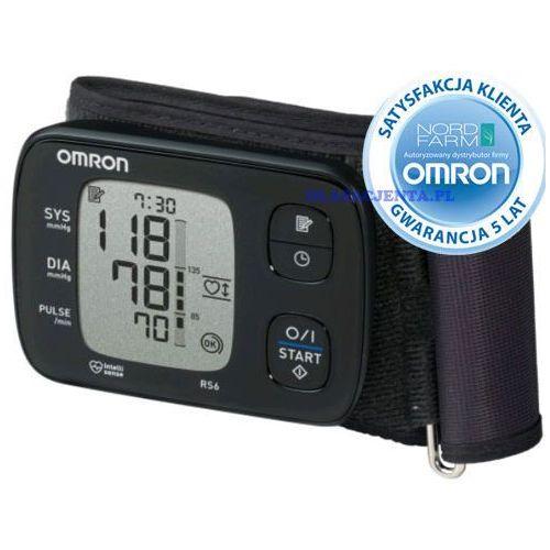 Ciśnieniomierze, Omron RS6