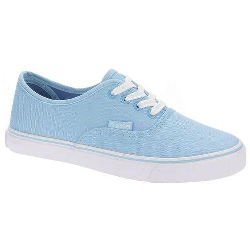 Damskie obuwie sportowe, buty OSIRIS - La Aqua/White (2517) rozmiar: 40.5