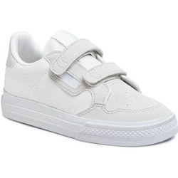 Buty adidas - Continental Vulc Cf I EG9099 Ftwwht/Ftwwht/Greone
