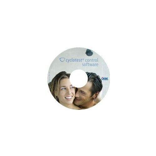 Prezerwatywy, CYCLOTEST CONTROL OPROGRAMOWANIE NA CD