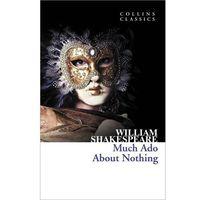 Książki do nauki języka, Much Ado About Nothing (opr. miękka)