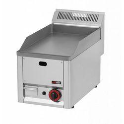 Płyta grillowa gazowa gładka | 320x480mm | 4000W | 330x600x(H)290mm