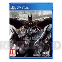 Gry na PlayStation 4, Batman Arkham Collection (PS4)