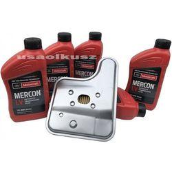 Filtr olej Motorcraft Mercon LV skrzyni biegów Ford Fusion 2010-2012