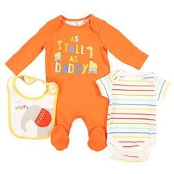 mothercare MUMMY & DADDY BABY SET Chusta brights multi