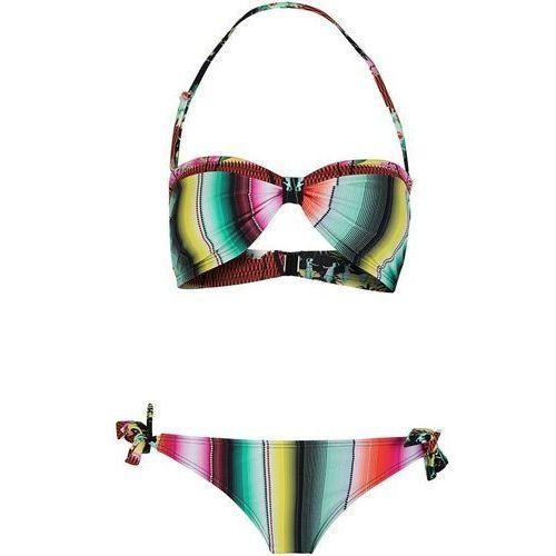 Stroje kąpielowe, strój kąpielowy BENCH - Kite Piece Out Orange (OR044) rozmiar: S