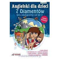 Książki do nauki języka, Angielski dla dzieci 7 Diamentów wersja 3.0 Dla dzieci od lat 7 (1 x CD-ROM)
