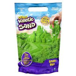 Piasek kinetyczny KINETIC SAND żywe kolory zielony