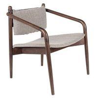 Fotele i krzesła biurowe, Dutchbone Fotel wypoczynkowy Torrance 3100067