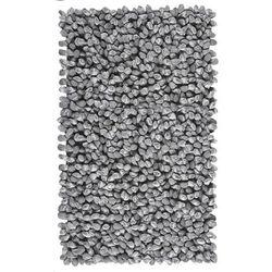 Dywanik łazienkowy Aquanova Rocca silver grey