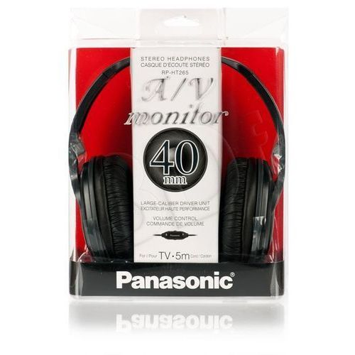 Słuchawki, Panasonic RP-HT265