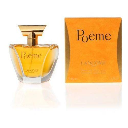 Wody perfumowane damskie, Lancome Poeme Woman 100ml EdP