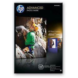 HP Advanced Photo Glossy 10x15 100ark Q8692A - KURIER UPS 14PLN, Paczkomaty, Poczta