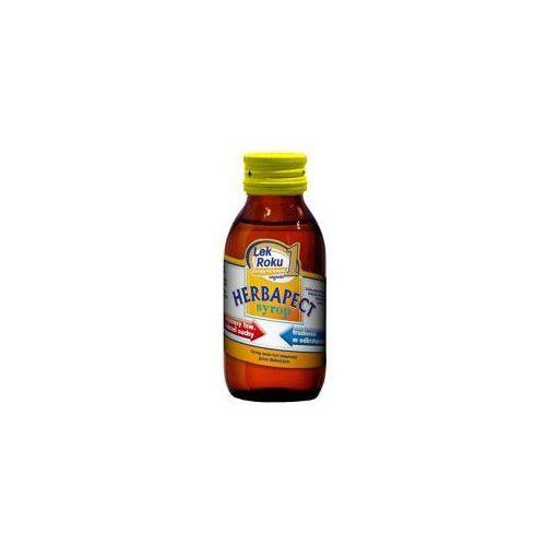 Leki na kaszel, Herbapect syrop (0,498g+0,348g+0,087g)/5ml 160 ml (200 g)