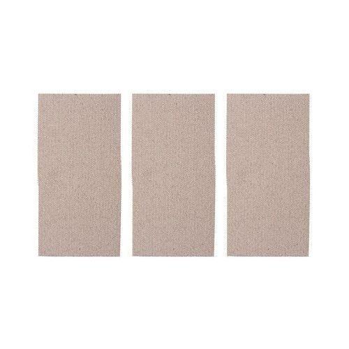 Papiery ścierne, Papier ścierny SIATKA RZEP P80 230 x 115 mm 3 szt. DEXTER