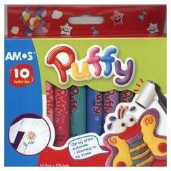 Farby 10 kolorów do tkanin Puffy