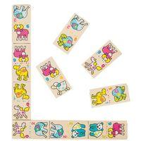 Pozostałe zabawki, Domino bajkowe Susibelle, Goki 56688