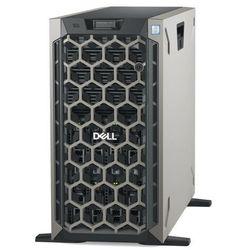 Serwer Dell PowerEdge T440 w obudowie typu tower Sprawnie przetwarzaj szeroką gamę zadań biurowych dzięki elastycznej wydajności i pojemności bezproblemowo działającej infrastruktury.