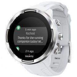 Zegarek SUUNTO 9 Baro Biały + pas HR