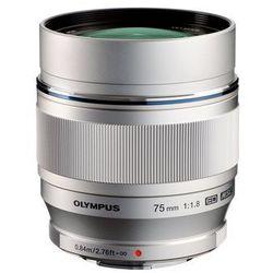 Obiektyw OLYMPUS M.Zuiko Digital ED 75 mm 1:1:8