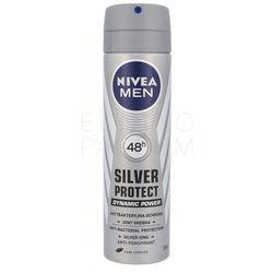 Nivea Men Silver Protect 48h antyperspirant 150 ml dla mężczyzn