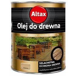 Olej do drewna Altax