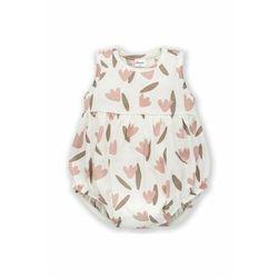 Body niemowlęce na ramiączka ecru 6T38B0 Oferta ważna tylko do 2023-05-06