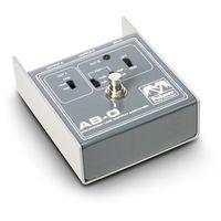 Pozostały sprzęt estradowy, Palmer MI ABO symetryczny przełącznik wyjść liniowych